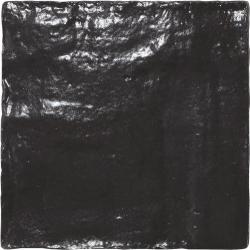 Carrelage effet zellige 10x10cm MALLORCA BLACK 23262 - 0.5m²