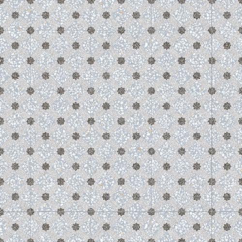 Carrelage imitation ciment 30x30 cm Mancini Azul anti-dérapant R10 - 0 Vives Azulejos y Gres