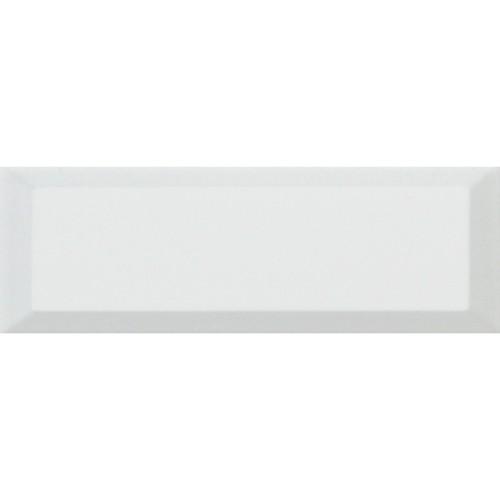 Carreaux Métro géants blanc brillant 15x45 cm - 1m² El Barco