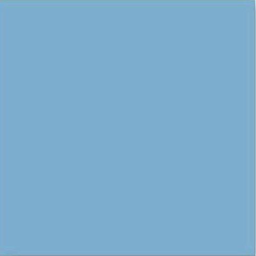 Carrelage uni bleu ciel 20x20 cm pour damier MONOCOLOR AZUL CELESTE - 1m² - zoom
