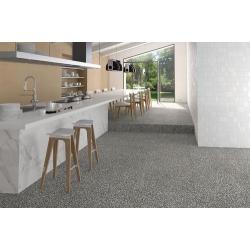 Carrelage imitation granito terrazzo 60x60 cm PORTOFINO Cemento - 1.08m² Vives Azulejos y Gres