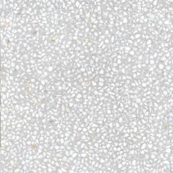 Carrelage imitation granito terrazzo 80x80 cm PORTOFINO Humo - 1.28m²