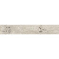 Carreau antidérapant effet bois 20x120cm WOODMANIA GRIP Ivory - 0.96m² Ragno