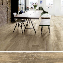 Carreau imitation bois 20x120 cm WOODMANIA Honey - 0.96 m²