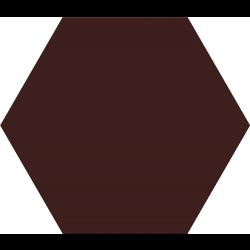 Carrelage tomette marron 33x28.5 OPAL MARRON - 1m²