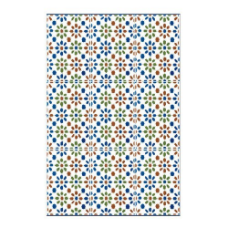 Azulejo Sevillano CORDOBA 20x30 cm COLLECTION ZOCALO - 1.5m²