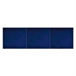 Azulejo Sevillano JEREZ carreau bleu marine 15x20 cm LISO COLLECTION ZOCALO - 0.9m²