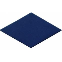 Carrelage losange 15x8,5cm ROMBO10 BLEU - 0.27m² Natucer