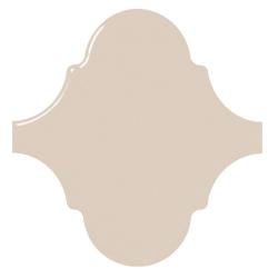 Carreau beige brillant 12x12cm SCALE ALHAMBRA GREIGE - 0.43m²