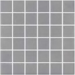 Mosaique grise 5x5 sur trame 30.7x30.7 ANTI 558 B8 - 2 m²