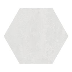 Carrelage hexagonal blanc 29.2x25.4cm URBAN HEXAGON LIGHT 23511 - 1m²