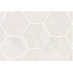 Carrelage hexagonal beige 29.2x25.4cm URBAN HEXAGON NATURAL 23512 - 1m² Equipe
