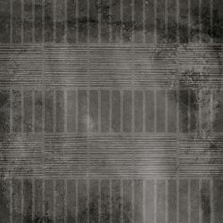 Carrelage imitation ciment décor noir 20x20cm URBAN HANDMADE DARK 23596 - 1m² Equipe