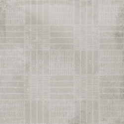 Carrelage imitation ciment décor gris 20x20cm URBAN HANDMADE SILVER 23595 - 1m²