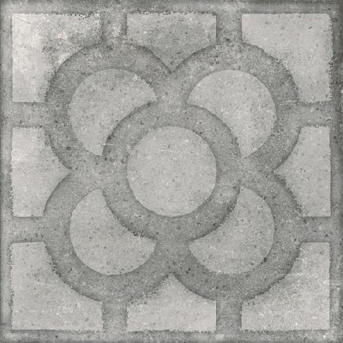 Carrelage imitation ciment 20x20 cm ACORN Cemento anti-dérapant R13 - 1m² - zoom