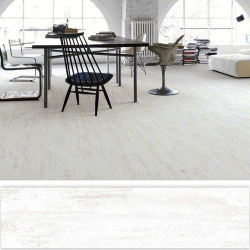 Carrelage imitation parquet rectifié blanc mat EFESO-R BLANCO 14.4x89.3 cm - 1.29m² Vives Azulejos y Gres