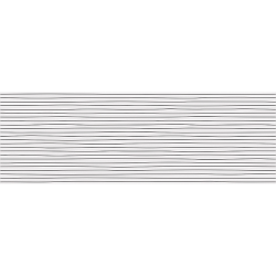 Faience INUIT Black pâte blanche 25x75cm - 1.312m² Vives Azulejos y Gres