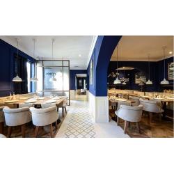 Carrelage scandinave bleu 20x20 cm LADAKHI Cielo - 1m² Vives Azulejos y Gres
