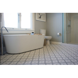 Carrelage scandinave gris 20x20 cm LADAKHI Grey - 1m² Vives Azulejos y Gres