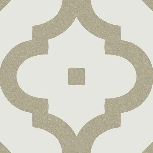Carrelage scandinave beige foncé 20x20 cm LADAKHI Musgo - 1m² - zoom