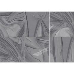 Faïence effet terre mêlée gris 23x33.5 cm MANKAI MARENGO - 1m² Vives Azulejos y Gres
