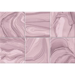 Faïence effet terre mêlée rose 23x33.5 cm MANKAI MARSALA- 1m² Vives Azulejos y Gres