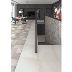 Carrelage imitation ciment 60x60 cm Ornano anti-dérapant R13 - 1.08m² Vives Azulejos y Gres