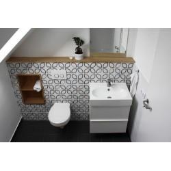 Carrelage style artisanal graphique VANUATU décoré 20x20 - 1m² Vives Azulejos y Gres
