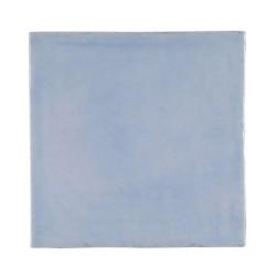 Faience rustique brillante BLEU CIEL CELESTE ARANJUEZ 20x20 cm - 1m² Vives Azulejos y Gres
