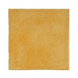 Faience rustique brillante OCRE ARANJUEZ 20x20 cm - 1m² Vives Azulejos y Gres