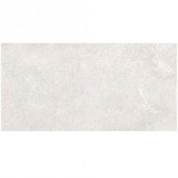 Carrelage moderne extérieur BLANC NACRÉ 30x60 cm antidérapant WORLD FLYSCH R12 - 1.08m²