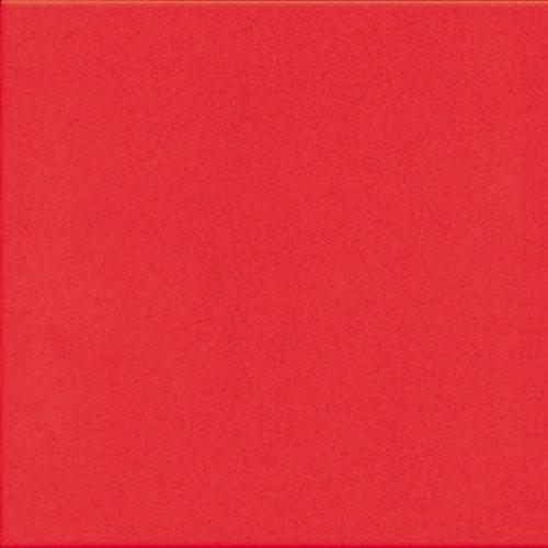 Carrelage uni 31.6x31.6 cm rouge TOWN ROJO - 1m² - zoom