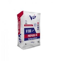 Ragréage enduit de lissage autolissant PREPASOL 4S Lie de Vin V130 intérieur et extérieur - 25kg
