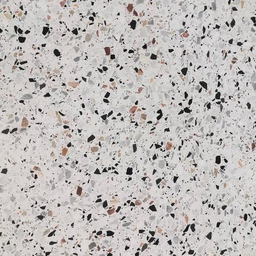 Carreau terrazzo véritable pleine masse 60x60 cm ROMA -   - Echantillon Carreaux ciment véritables