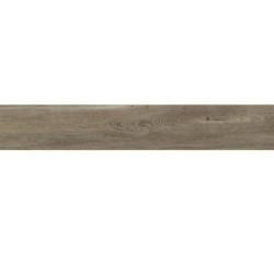 Carrelage imitation parquet rectifié vieilli mat 20x160 BELFAST WALNUT R10 -   - Echantillon Baldocer
