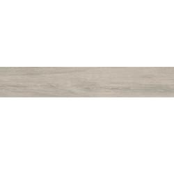 Carrelage imitation parquet rectifié Maryland Gris R10 20x114 cm -   - Echantillon Baldocer
