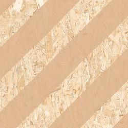 Carrelage imitation bois aggloméré NENETS Avellana 59.3X59.3 cm -   - Echantillon Vives Azulejos y Gres