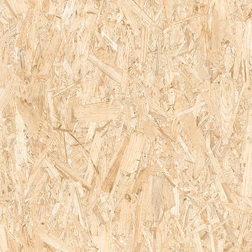 Carrelage rectifié imitation OSB bois aggloméré STRAND 59.3X59.3 cm -   - Echantillon - zoom