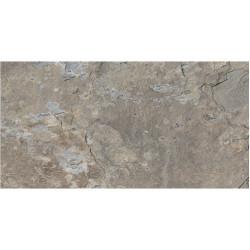 Carrelage effet pierre gris nuancé ARDESIA GRIS 32x62.5 cm -   - Echantillon GayaFores