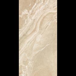 Carrelage rectifié beige marbré Brecha 44.3x89.3 cm -   - Echantillon Arcana