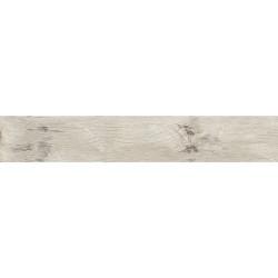 Carreau antidérapant effet bois 20x120cm WOODMANIA GRIP Ivory -   - Echantillon Ragno