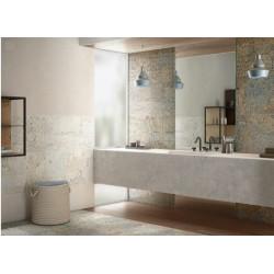 Carrelage décor subtil vieilli CARPET VESTIGE NATURAL 59.2x59.2 cm -   - Echantillon Aparici