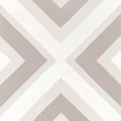 Carrelage imitation ciment 20x20 cm CAPRICE DECO SQUARE PASTEL 22111 -   - Echantillon Equipe
