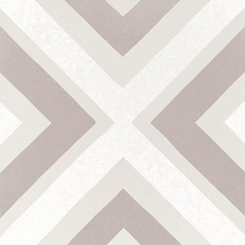 Carrelage imitation ciment 20x20 cm CAPRICE DECO SQUARE PASTEL 22111 -   - Echantillon - zoom
