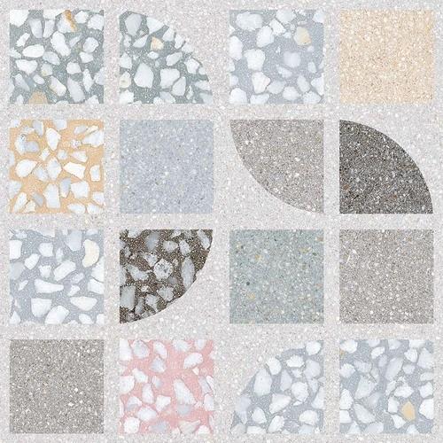 Carrelage à décors Quirinale-R 29x29 -   - Echantillon - zoom