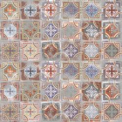 Carrelage imitation ciment 20x20 cm Comillas -   - Echantillon Vives Azulejos y Gres
