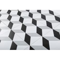 Carrelage style ciment cube 33x33 cm HANOI CUBE -   - Echantillon Realonda
