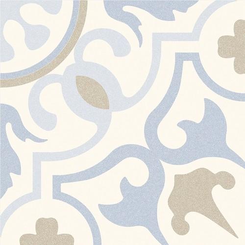 Carrelage imitation ciment pastel 20x20 cm JOLEJON antidérapant R10 -   - Echantillon Vives Azulejos y Gres