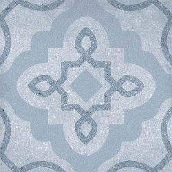 Carrelage style Pop/Seventies inspiration Art Déco 20x20 cm Tercello Nube-   - Echantillon Vives Azulejos y Gres