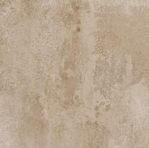 Carrelage imitation ciment marron 20x20cm URBAN NUT 23525 -   - Echantillon - zoom